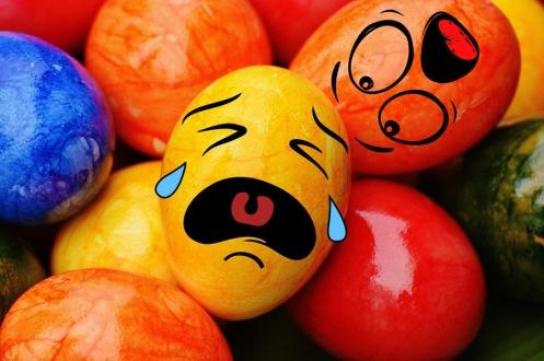 Eggs - Unhappy Holidays Blog