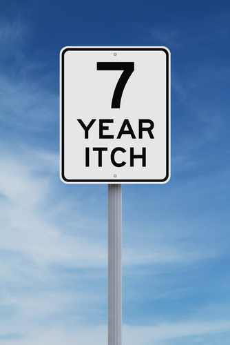 Divorce and A Seven Year Switch