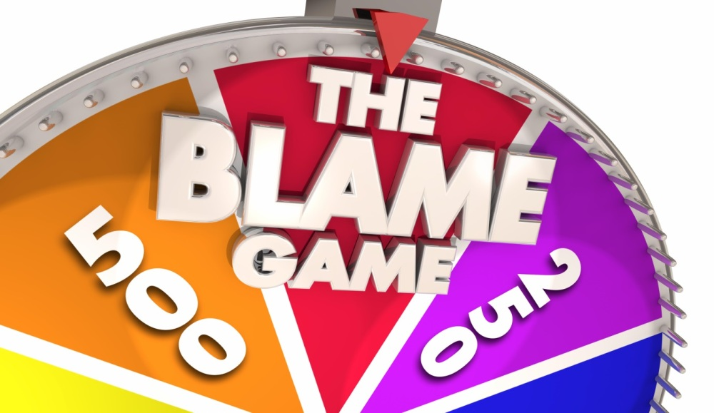 the blame game in mediation